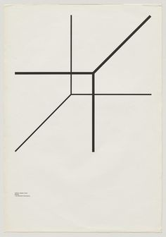 A. G. Fronzoni. Istituto Statale d'Arte. 1969