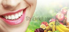 Healthy Foods for Strong Teeth and Gums