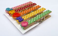clothes pin clip magnets