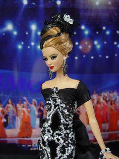 Miss Louisiana Barbie Doll 2009
