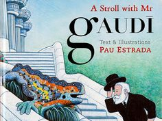 Gaudi books for kids Art Books For Kids, Artists For Kids, Art For Kids, 6th Grade Art, Grade 2, Art Connection, Spanish Artists, Teaching Art, Mosaic Art