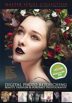 Digital Photo Retouching: Beauty, Fashion & Portrait Photography eBook