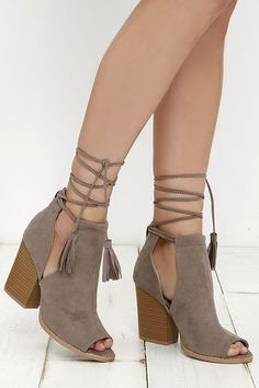 e7710d08def It s easy to look fresh in a breakout design like the Cut and Fly Taupe  Suede