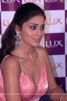 Shriya at Lux Promotional Event in Hyderabad