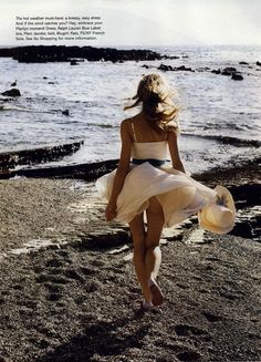 Dreamy white dress