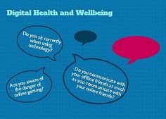 The effects of advantages of digital health and wellbeing Psychological Well Being, Digital Citizenship, First Health, Online Friends, Health And Wellbeing, Social Networks, Psychology, Health Care, Technology