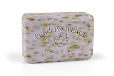 Two Bars - Lavender Pre de Provence Shea Enriched Soap 250 Grams ** Click image for more details. (This is an Amazon Affiliate link and I receive a commission for the sales)