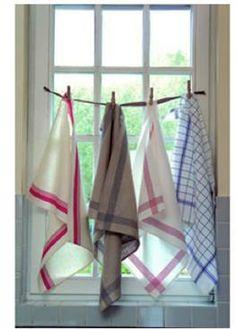 amanda mcclements & metrocurean: Savory Style: Dish Cloth Napkins