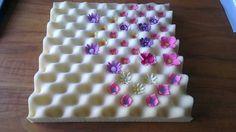 2 x Brand New Sugarcraft Drying Foam (Fondant Mat/pad/sponge)