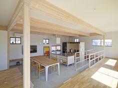 Renovation House L for a familyHiroyuki Shinozaki Architects | Shinozaki Hiroyuki Architects