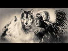 Hypnosis ➤ Meet Your Animal Spirit Guide & Strengthen Your Intuition ➤ Solfeggio 528Hz - YouTube