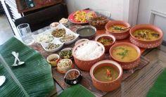 Uruka - the meal spread