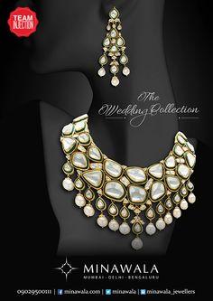 Minawala -  #Jewellery #designer #profile #teaminjection