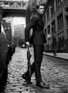 The Dapper Gentleman: Photo Sharp Dressed Man, Well Dressed Men, Look Fashion, Mens Fashion, White Fashion, Fashion Mag, Daily Fashion, Look Street Style, Ny Style