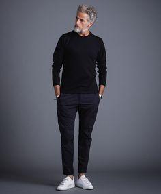 Smart Casual Men, Casual Wear For Men, Stylish Men, Cool Outfits, Casual Outfits, Fashion Outfits, Middle Age Fashion, Menswear, Mens Fashion