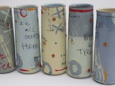 David Ashby The Courtyard Pottery - Word Tableware Range