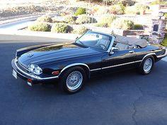 Jaguar : XJS XJS 1991 JAGUAR XJS CONVERTIBLE  RARE V12 LOW 54000 MILES NO RESERVE - http://mostbidded.com/ads/jaguar-xjs-xjs-1991-jaguar-xjs-convertible-rare-v12-low-54000-miles-no-reserve