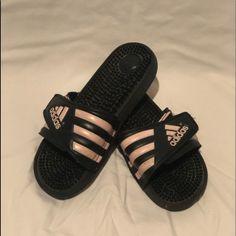 ca4424076d09 8 Best Adidas Slides Outfit! images