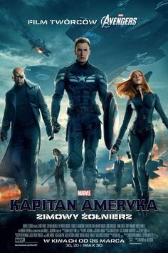 0716 40X60cm Captain America 2 2014 Winter Soldier USA Hero Hot Movie Poster - wall sticker Home Decor poster $6.99