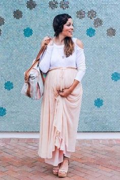 Pirouette Maxi Skirt by Mes Demoiselles