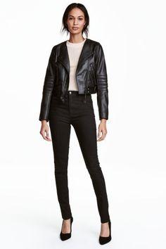 Spodnie High waist | H&M