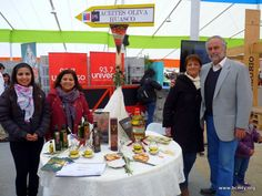 El Valle del Huasco, Chile. Sus productores de aceite de oliva. Productores locales en Echinuco 2014, www.bcmty.org