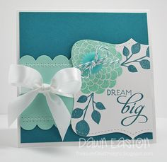 Dream Big by TreasureOiler - Cards and Paper Crafts at Splitcoaststampers