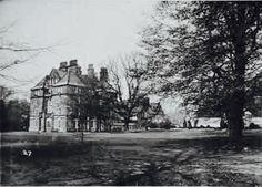 Rounton Grange, demolished 1953,