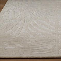 Candice Olson Luxury Zebra Carved Rug: 3 Colors 8' x 11' $1,598.00