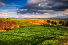 Val d'Orcia by Fabrizio Lunardi on 500px