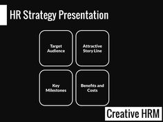 HR Strategy Presentation