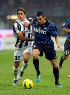Inter Milan vs. Juventus, - Oct. 29, 2011