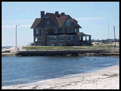 City Of Groton Connecticut Eastern Point Beach Spent Many A Saay And