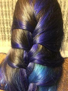 Love of Blue & Purple