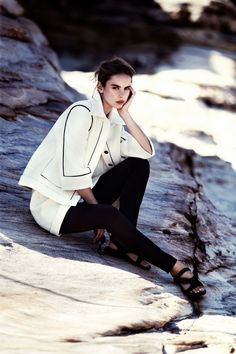 Fine Lines: Sunday Style May 17 2015 by Todd Barry - Chanel