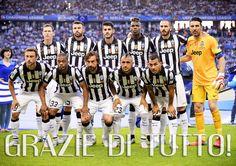Juventus - Grazie di tutto!