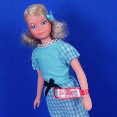 quick curl skipper | Mint Quick Curl Skipper. She always looked soooo bored in the 70's