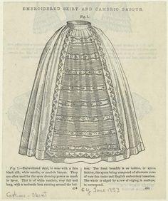 Costume -- Skirt