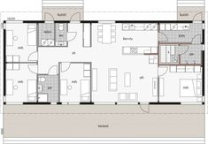 Glass House talo 142 / Kontio