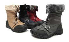 Apple Bottom Women's Narele Snow Boots. Free Shipping and Returns.