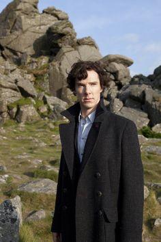 Cumberbatch as Holmes... epic!
