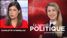 Le Samedi Politique S02E13 : Gilets Jaunes : la révolte de « ceux qui ne sont rien » avec Charlotte d'Ornellas Charlotte, Gilets, Madame, Politics