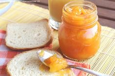 No sugar jam_una vegetariana in cucina