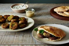 How to Make Quick, Herby, Fried Falafel on Food52