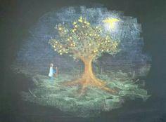 The Golden Bird fairytale by Lucia Mack