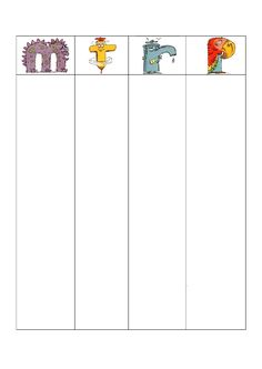 Exercice sur les Alphas Marius, Alphabet, Kindergarten Classroom, Alpha Bet