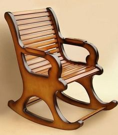 Crochet ideas that you'll love Wooden Patio Chairs, Wooden Rocking Chairs, Wooden Sofa Set, Royal Furniture, Unique Furniture, Home Decor Furniture, Furniture Outlet, Discount Furniture, Adirondack Rocking Chair