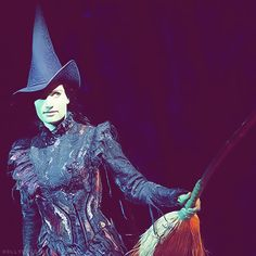 Elphaba, why couldn't you have stayed calm for once, instead of flying off the handle?