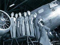 World War Women - Rosie the Riveter | Glamourdaze