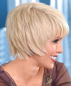 17 Of The Alluring Short Blonde Edgy Hairstyles With Bangs for Women to Look Young Ever